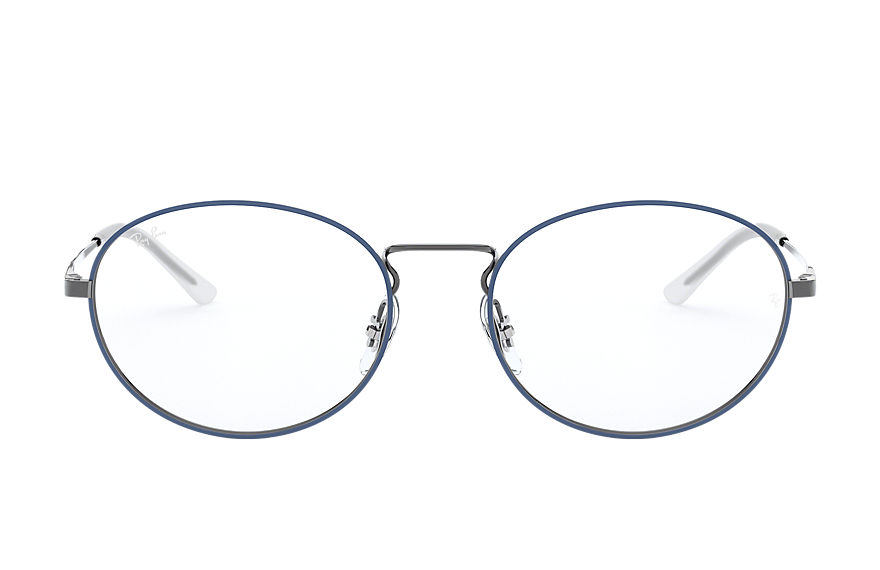 Ray-Ban  eyeglasses RX6439 UNISEX 003 rb6439 blue 8056597064569