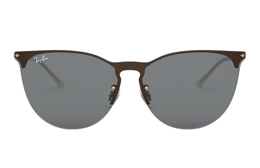 Ray-Ban  occhiali da sole RB3652 MALE 007 rb3652 bronzo rame 8056597069991