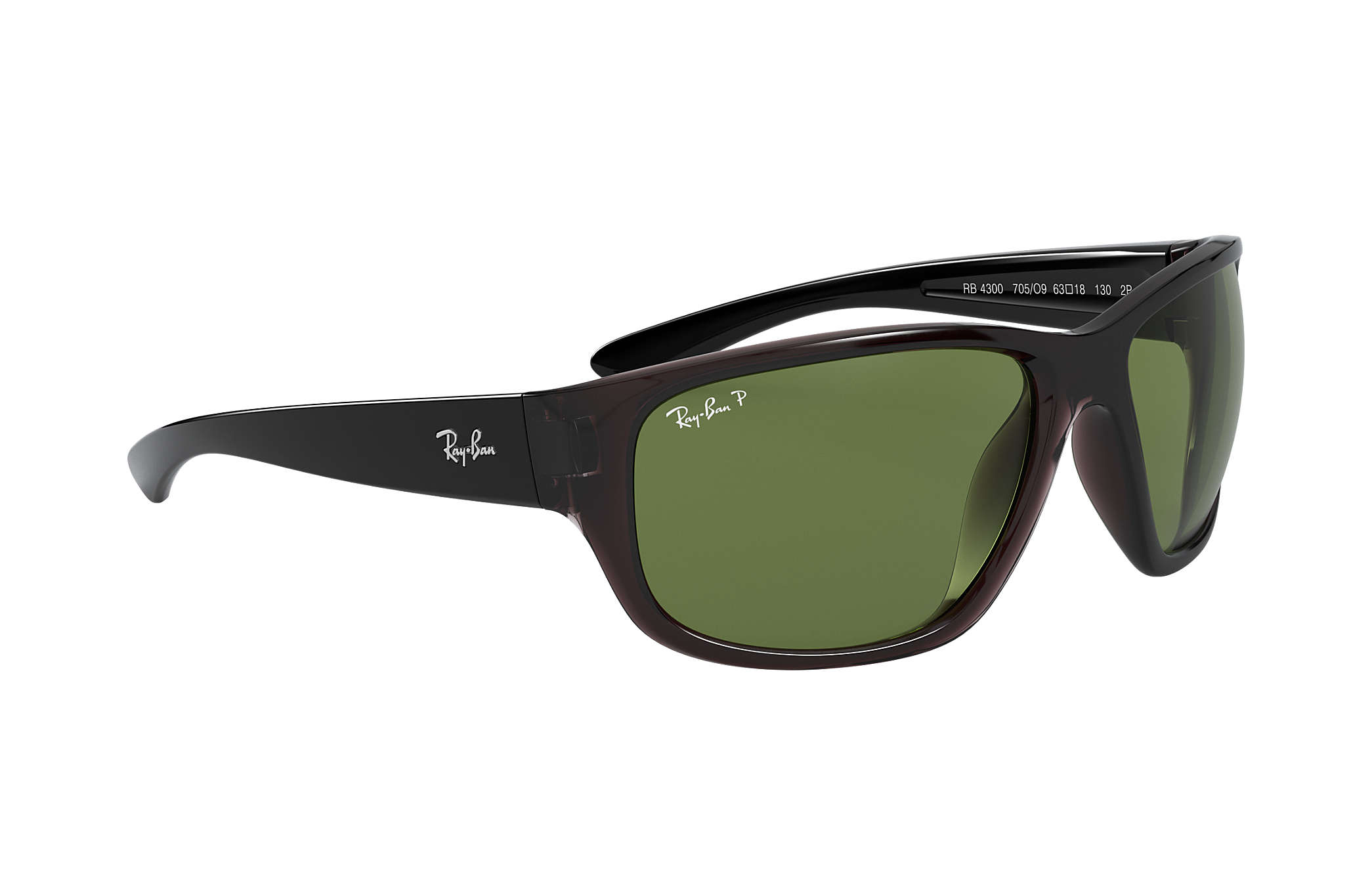 ray ban grise