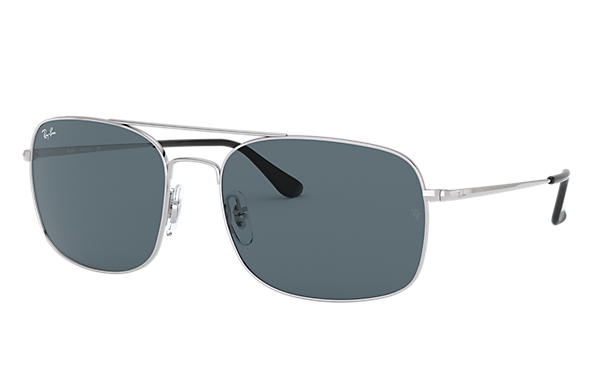 Ray-Ban 0RB3611-RB3611 Argento SUN
