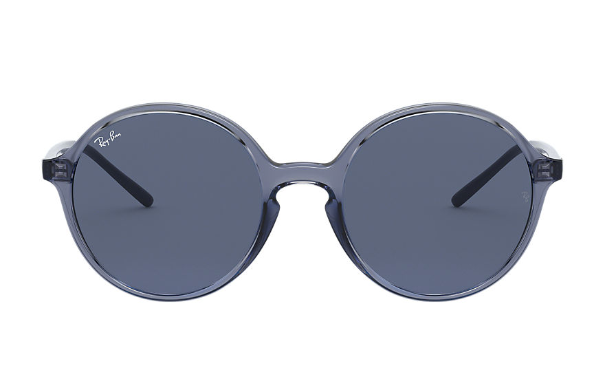 Ray-Ban  sunglasses RB4304 FEMALE 002 rb4304 transparent grey 8056597071550