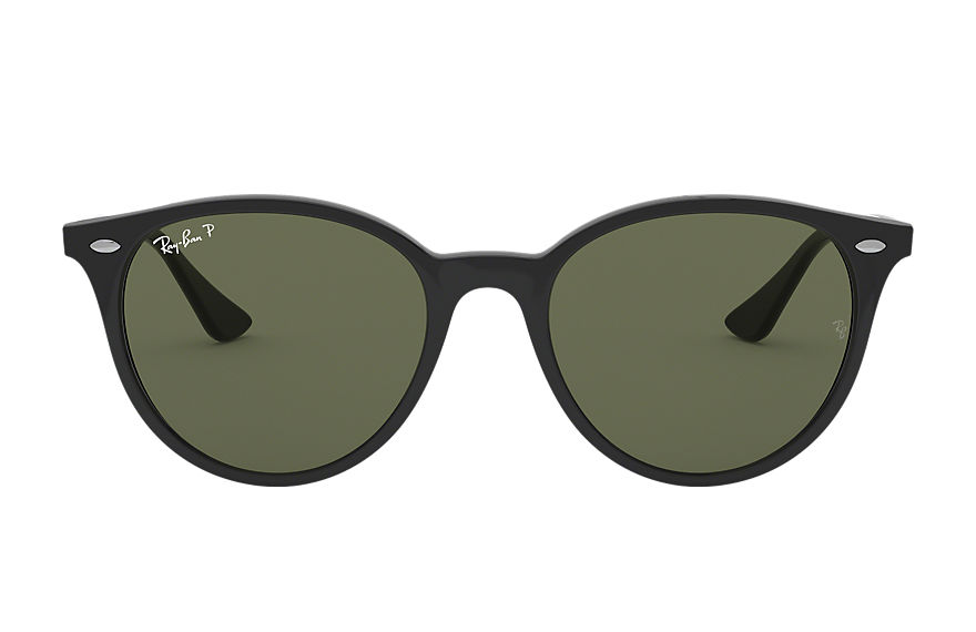 Ray-Ban Sunglasses RB4305 Black with Green Classic G-15 lens
