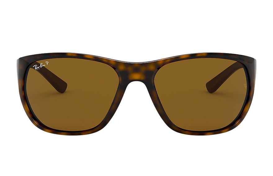 Ray-Ban  occhiali da sole RB4307 MALE 005 rb4307 tartaruga 8056597073097