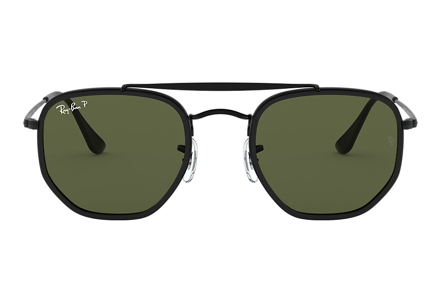 Ray-Ban  occhiali da sole RB3648M MALE 010 marshal ii nero 8056597073226