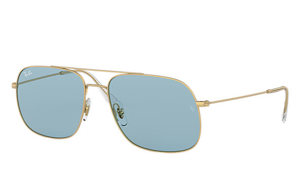 Ray-Ban 0RB3595-RB3595 Gold SUN