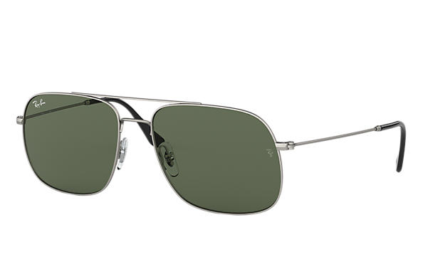 Ray-Ban 0RB3595-RB3595 Silver SUN