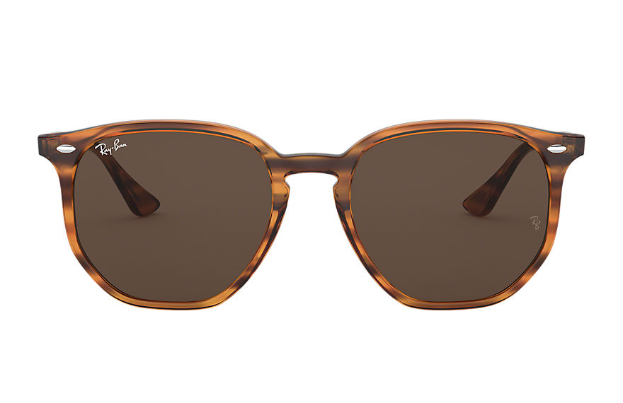 Ray-Ban  sunglasses RB4306F UNISEX 006 rb4306f 红色 8056597075114