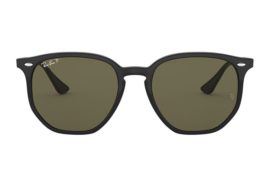 Ray-Ban  sunglasses RB4306F UNISEX 002 rb4306f 黑色 8056597075138
