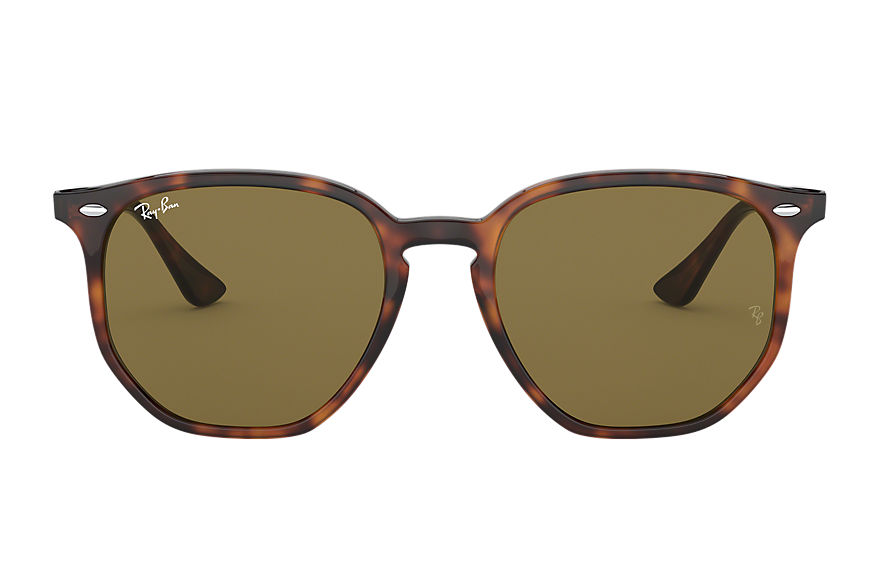 Ray-Ban  sunglasses RB4306F UNISEX 004 rb4306f 玳瑁色 8056597075152