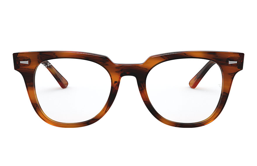 Ray-Ban  eyeglasses RX5377F UNISEX 003 meteor optics 玳瑁色 8056597075442