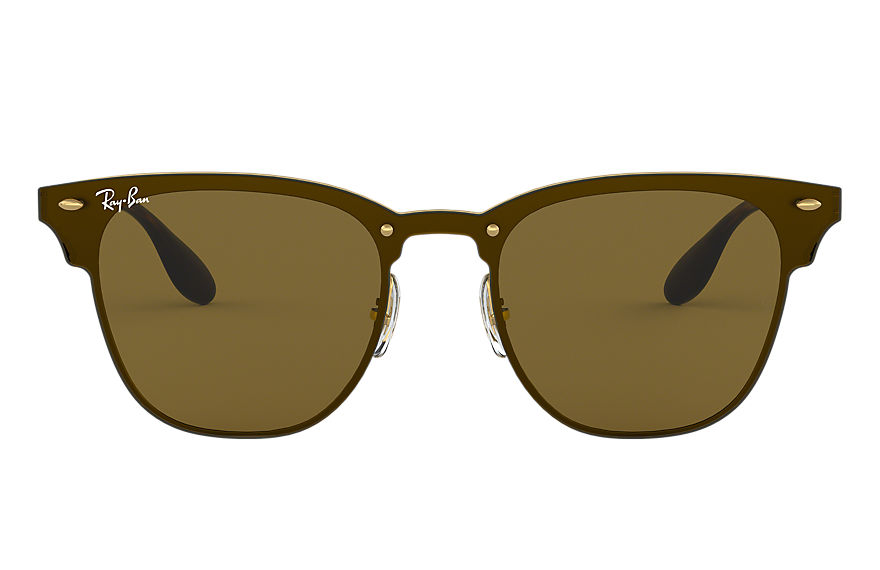 Ray-Ban  sunglasses RB3576N UNISEX 011 blaze clubmaster gold 8056597077569