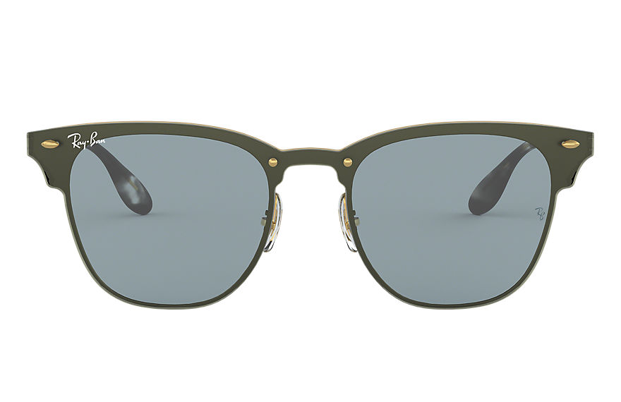 Ray-Ban  sunglasses RB3576N UNISEX 013 blaze clubmaster gold 8056597077590