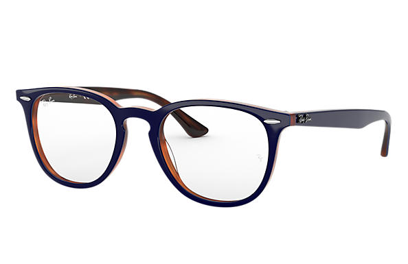Ray-Ban 0RX7159-RB7159 Blue,Tortoise OPTICAL