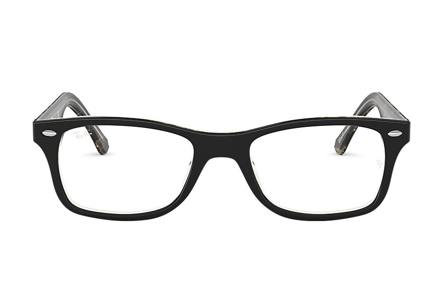 Ray-Ban  eyeglasses RX5228 UNISEX 004 rb5228 black 8056597079716