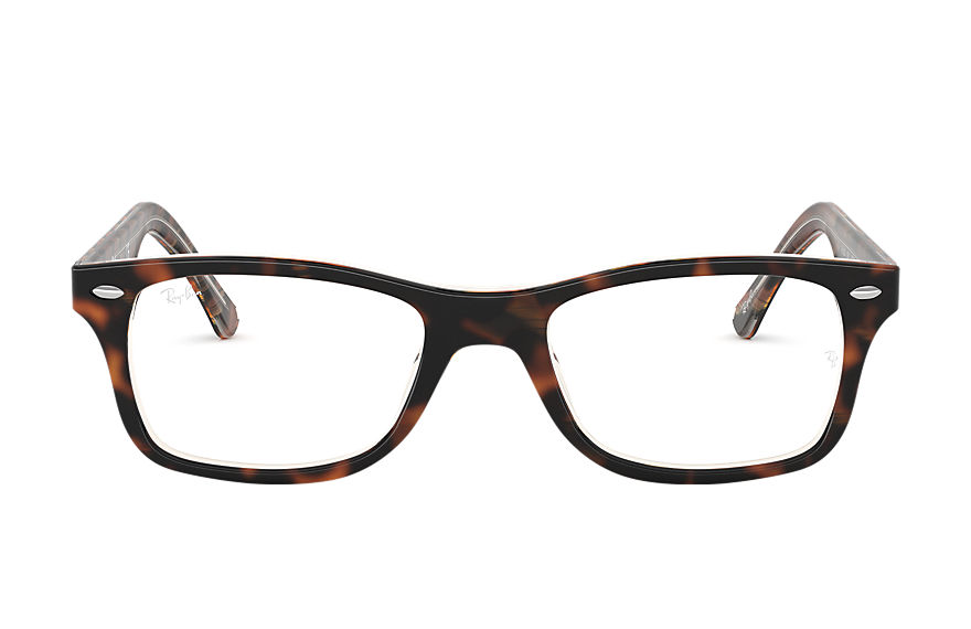 Ray-Ban  sehbrillen RX5228 UNISEX 005 rb5228 tortoise 8056597079754