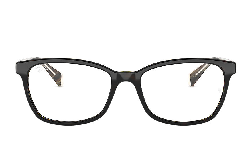 Ray-Ban  eyeglasses RX5362 FEMALE 006 rb5362 black 8056597079839