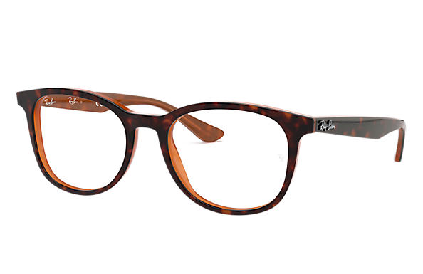 Ray-Ban 0RX5356-RB5356 Havana,Hellbraun OPTICAL