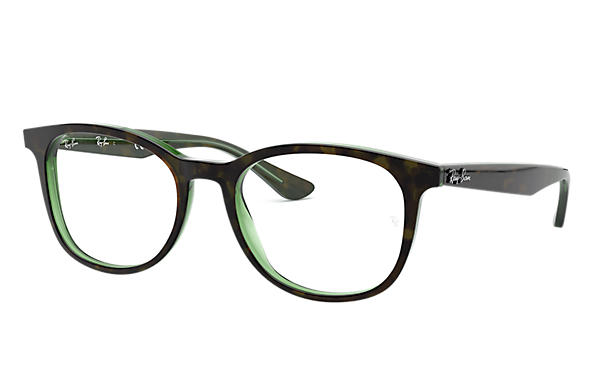 Ray-Ban 0RX5356-RB5356 Tortoise,Green OPTICAL