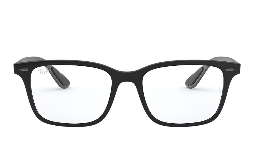 Ray-Ban  eyeglasses RX7144 UNISEX 003 rb7144 black 8056597080071