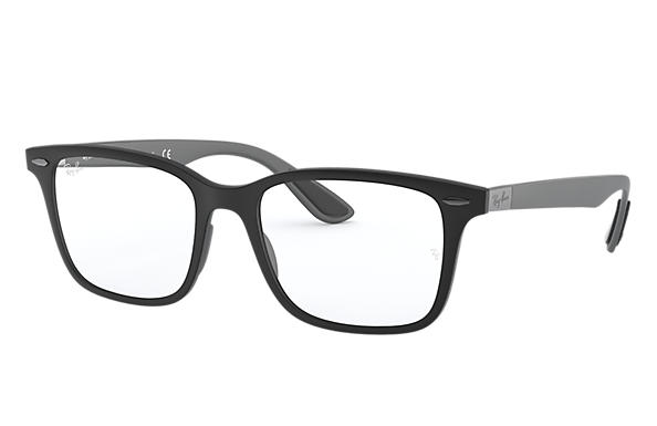 Ray-Ban 0RX7144-RB7144 Noir; Gris OPTICAL