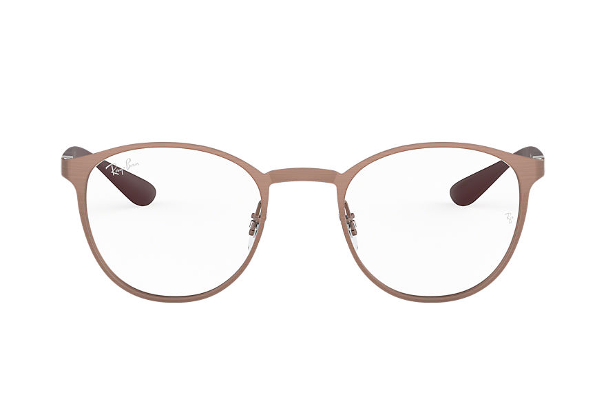 Ray-Ban  eyeglasses RX6355 UNISEX 005 rb6355 bronze copper 8056597080132