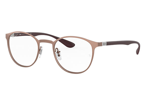 Ray-Ban 0RX6355-RB6355 Brons-Koper; Violet OPTICAL