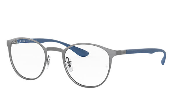 Ray-Ban 0RX6355-RB6355 Staalgrijs; Lichtblauw OPTICAL