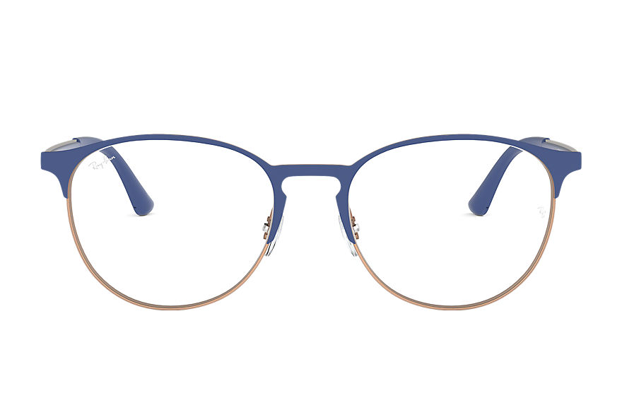 Ray-Ban  eyeglasses RX6375 UNISEX 011 rb6375 blue 8056597080750