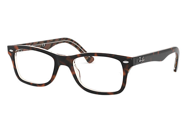 Ray-Ban 0RX5228F-RB5228F Tortoise OPTICAL
