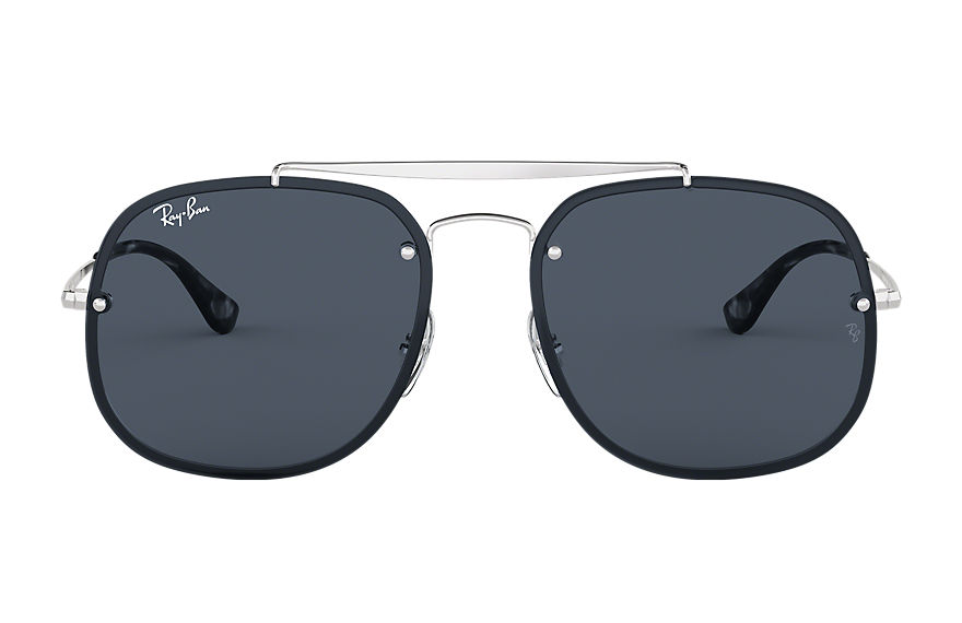 Ray-Ban  sunglasses RB3583N UNISEX 008 blaze general zilver 8056597081252