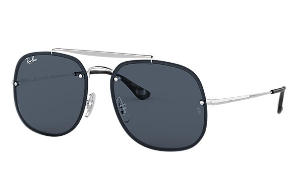 Ray-Ban 0RB3583N-BLAZE GENERAL Silver SUN