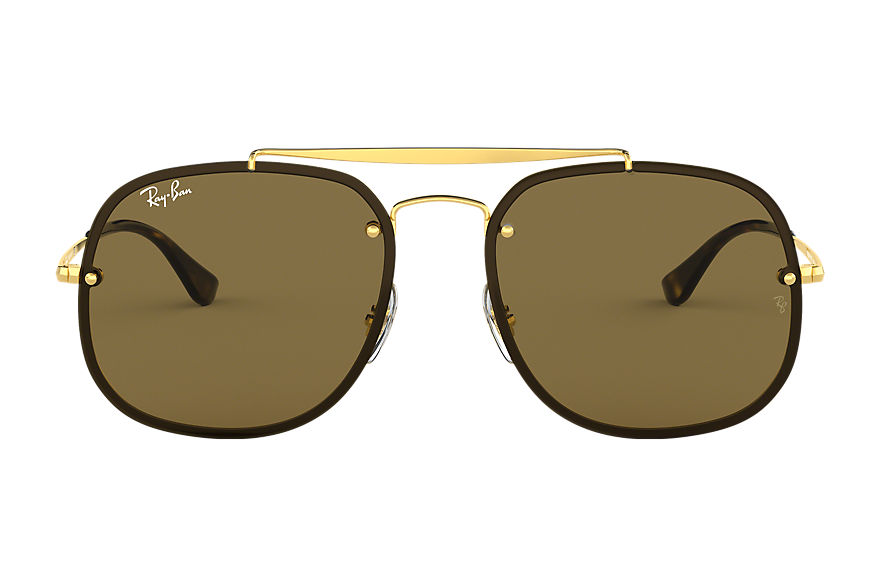 Ray-Ban  sunglasses RB3583N UNISEX 007 blaze general goud 8056597081276