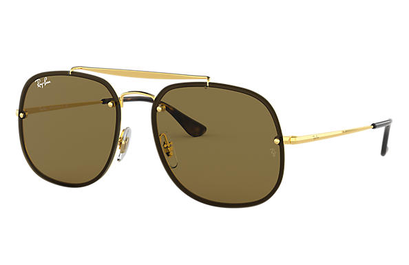 Ray-Ban 0RB3583N-BLAZE GENERAL Or SUN