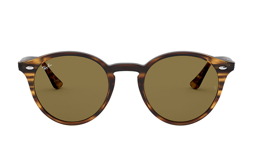Ray-Ban  sunglasses RB2180 UNISEX 009 rb2180 striped red havana 8056597081306