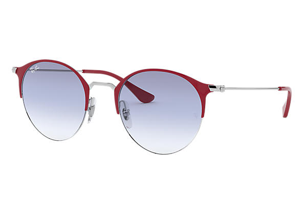 Ray-Ban		 0RB3578-RB3578 Bordeaux,Silver; Silver SUN