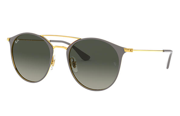 Ray-Ban 0RB3546-RB3546 Grey,Gold; Gold SUN
