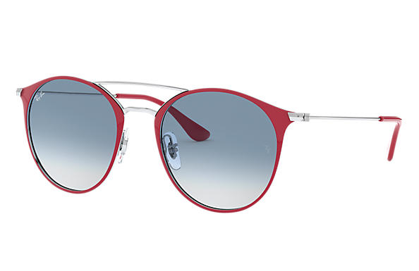 Ray-Ban 0RB3546-RB3546 Bordeaux,Silver; Silver SUN