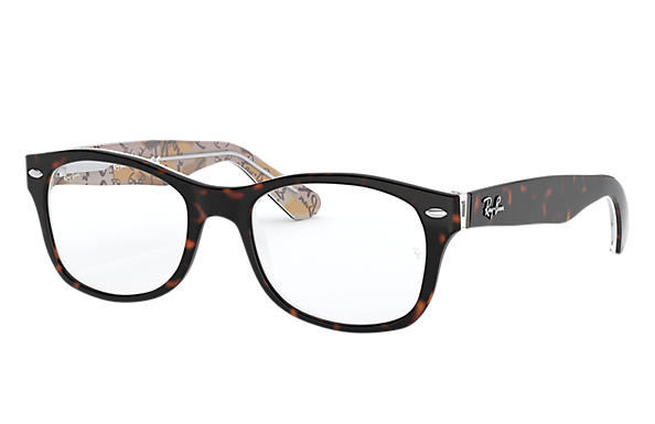 Ray-Ban 0RY1528-RB1528 Havane,Multicolor OPTICAL