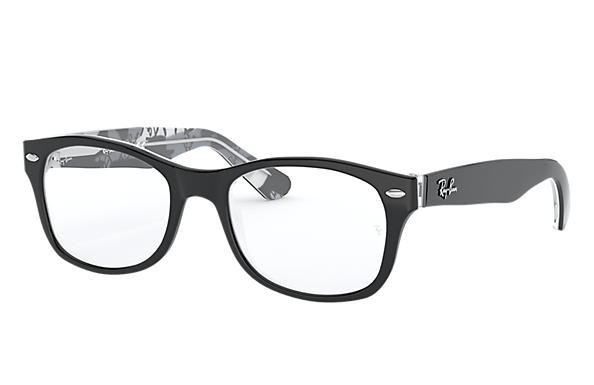 Ray-Ban 0RY1528-RB1528 Black,Multicolor OPTICAL