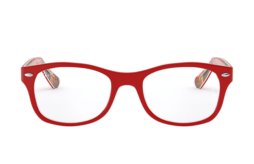Ray-Ban  eyeglasses RY1528 CHILD 005 rb1528 red 8056597083010