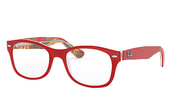 Ray-Ban 0RY1528-RB1528 Rojo,Multicolor OPTICAL