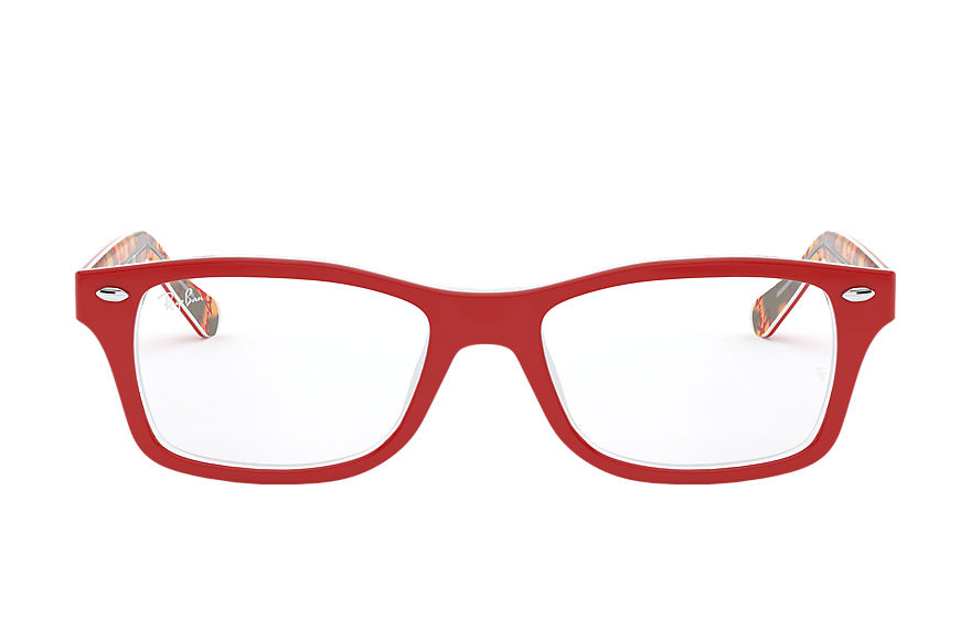 Ray-Ban  eyeglasses RY1531 CHILD 005 rb1531 red 8056597083072