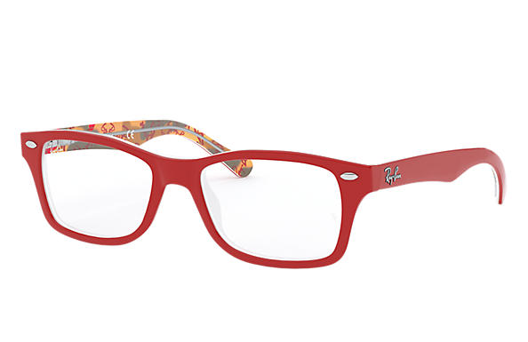 Ray-Ban 0RY1531-RB1531 Rojo,Multicolor OPTICAL