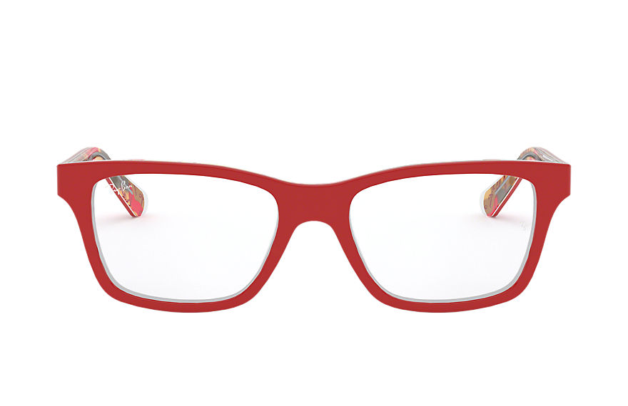Ray-Ban  eyeglasses RY1536 CHILD 004 rb1536 red 8056597083188