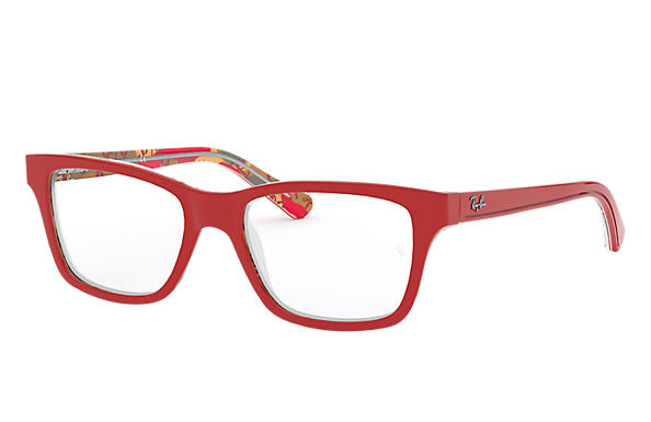 Ray-Ban 0RY1536-RB1536 Rot,Multicolor OPTICAL