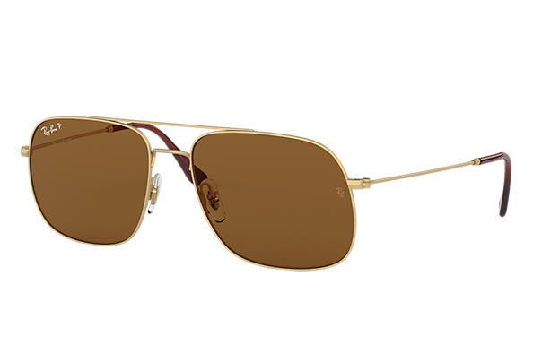 Ray-Ban 0RB3595-RB3595 Or SUN