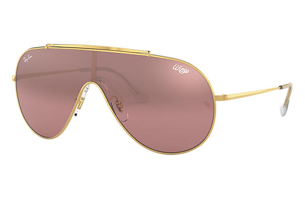 Ray-Ban 0RB3597-WINGS Or SUN