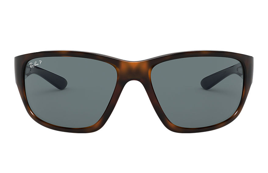 Ray-Ban  occhiali da sole RB4300 MALE 010 rb4300 tartaruga 8056597092036