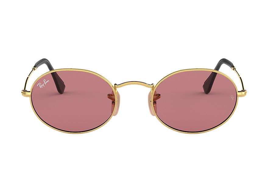 Ray-Ban  lunettes de soleil RB3547 UNISEX 003 oval by peggy gou or 8056597093682