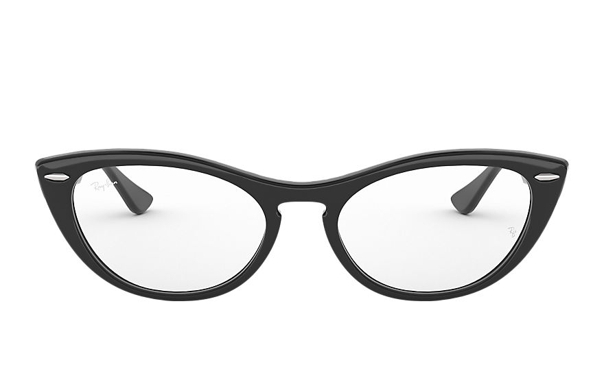 Ray-Ban  eyeglasses RX4314V FEMALE 001 nina optics black 8056597096829